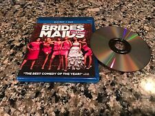 Brides Maids Blu-ray/DVD! 2011 Unrated Theatrical Versions! Superbad Knocked Up