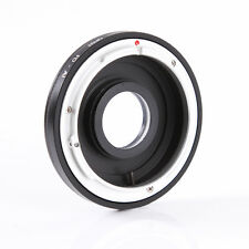 NEW Canon FD FC Lens to Nikon AI F Mount Adapter w/ Glass for D5100 D7100 D80 Df
