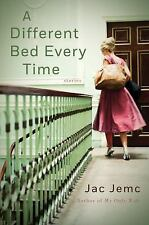 A Different Bed Every Time-ExLibrary