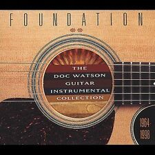 Foundation: Doc Watson Guitar Instrumental Collection 1964-1998 by