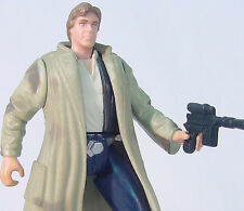 HAN SOLO on ENDOR Blue Pants~  Star Wars Power of The Force 1997~ Complete~ POTF