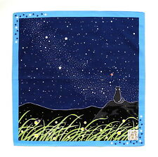 Milkyway & Cat Japanese Cotton Furoshiki Wrapping Cloth - TB4