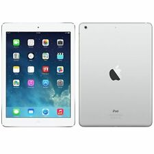 Latest Apple iPad Air 1 32GB WiFi 9.7 inch Retina Display - White A+Condition