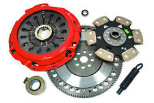 KUPP STAGE 4 CLUTCH KIT+PROLITE FLYWHEEL fits 04-14 SUBARU WRX STi EJ257 6 SPEED