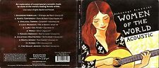Putumayo Presents  -Women Of The World Acoustic, compilation cd