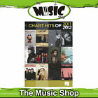 "New ""Chart Hits of 2011 - 2012"" PVG Music Book - Piano, Vocal, Guitar"