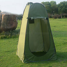 Portable Changing Pop Up Toilet Tent Beach Shower Privacy Shelter Dressing Room