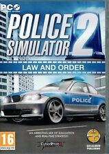 POLICE SIMULATOR 2 - PC - idea regalo!