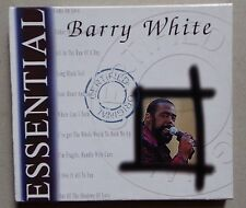C40- ESSENTIAL - BARRY WHITE (CD)