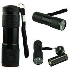 MINI UV Ligero Voberry Linterna LED Brillante AAA W/ Correa Home Exterior