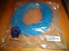 NEW Category 6 Patch Cable Blue 50 ft 576-110-050 CAT6 Booted 4 Pair UTP 24 AWG