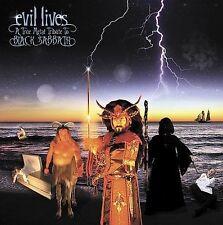 FREE US SH (int'l sh=$0-$3) NEW CD Various Artists: Evil Lives: True Metal Trib