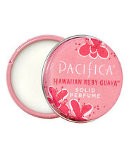 PACIFICA HAWAIIAN RUBY GUAVA SOLID PERFUME 10g 100% VEGAN -NOT TESTED ON ANIMALS