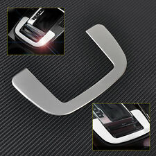 Chrome Center Console Gear Shift Box Panel Strip 3D Cover Trim for Audi A4 A5 Q5