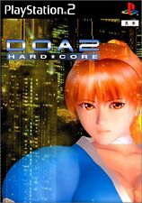 Used PS2 Dead or Alive 2 Hardcore Japan Import (Free Shipping)