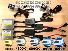 FOG LIGHTS H16 35W AC CANBUS HID Xenon No Error Slim KIT 15-16 FOR LEXUS CT200H