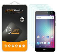 3X Supershieldz BLU Studio XL 2 Tempered Glass Screen Protector Saver