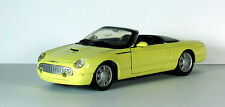 FORD THUNDERBIRD 2000 1:24 TAPEZ 2CV68
