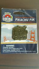 Pokemon 2016 World Championships Competitor Pikachu Pin