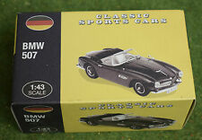 ATLAS EDITION DIE-CAST 1/43 SCALE CLASSIC SPORTS CAR BMW 507