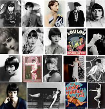 LOUISE BROOKS  - OVER 370 PHOTOGRAPHS - CD