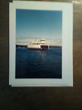 WASHINGTON STATE FERRIES BLANK NOTE CARD 5 X 7 PUGET SOUND FERRIES