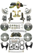 1969-74 Nova High Performance Power Front & Rear Disc Brake Conversion Kits