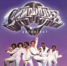 COMMODORES Anthology OUT OF PRINT 2 Near-Mint CDS Motown Label 30 songs