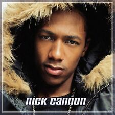 "NEW SEALED CD  ""Nick Cannon""    (G)"