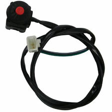 Dirt Pit Quad Bike Motorcycle Atv Kill Stop Switch Push Button For Honda Yamaha