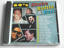 60's - Shake Rattle & Roll - Various (CD Album) Used Very Good