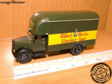 OPEL BLITZ 1:43 GERMAN TRUCK CAMION GERMANY 1942 MINT!!