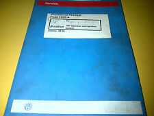 VW Polo 1995    Workshop Manual 1AV Injection and Ignition System Scruffy