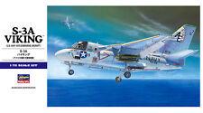 Hasegawa E7 E07 00537 1/72 S-3A VIKING US NAVY Anti-Submarine Aircraft fromJapan