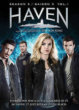 Haven S5 V1  DVD NEW