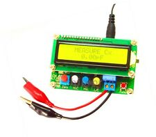 LC100-A Digital LCD High Precision Inductance Capacitance L/C Meter Tester T