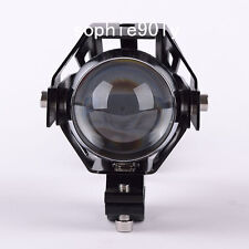 125W Motorcycle CREE U5 LED Driving Fog Spot Light Lamp Headlight For Harley
