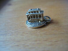 Vintage San Francisco Cable Car Charm - it spins!