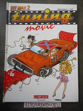 ELDORADODUJEU   BD - HOT ROAD 2 TUNING MOVIE - CLAIRE DE LUNE EO 2008 TBE