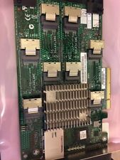 HP 24 Bay SAS Expander Card P/N 468405-002 / 487738-001 ML350 DL380 G6 G7 cable