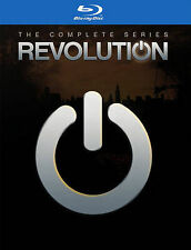 Revolution ~ Complete Series ~ Season 1 & 2 (1-2) BRAND NEW 8-DISC BLU-RAY SET