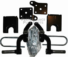"""EZGO Golf Cart 6"""" Spindle Lift Kit 94-01.5 Electric or Gas"""