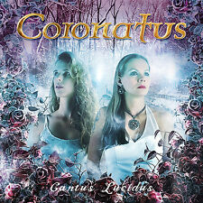 CORONATUS Cantus Lucidus Digipak-CD ( 205878 )   ( Female Fronted Gothic Metal )