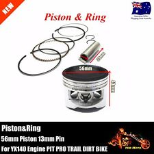 YX140 56mm Pistion For 140cc Engine Pit Dirt Bike Stomp Thumpstar SDG GPX SSR