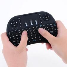 2.4G Mini Wireless Touchpad Keyboard For PC KODI Android Smart TV Box UK Stock