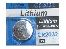 3 Volt CR2032 CR 2032 DL2032 BR 2032 Lithium Button Cell Battery Remote USA Ship