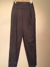 Size 8 Karen Millen Grey Trousers