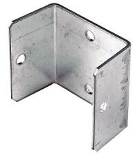 10 x Birkdale Galvanised Fence PANEL Fixing Clips Brackets 45 x 50mm