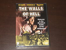 THE WALLS OF HELL DVD MOVIE JOCK MANHONEY FERNANDO POE JR. MIKE PARSONS