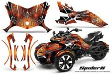 CAN-AM BRP SPYDER F3 GRAPHICS KIT CREATORX DECALS SPIDERX O